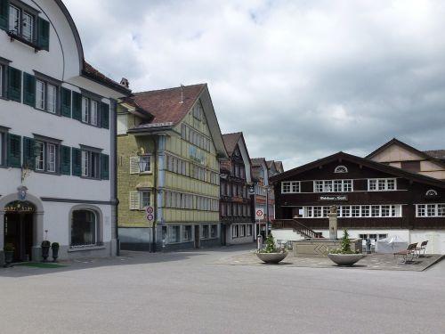 appenzell switzerland innerrhoden