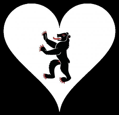 appenzell innerrhoden heart love