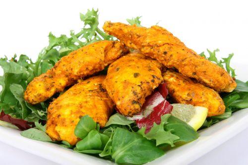 appetite calories chicken salad