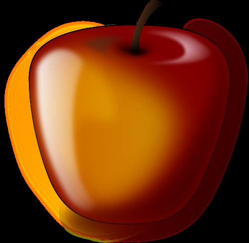 apple food fruit