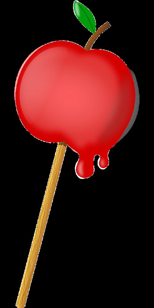 apple red sweet
