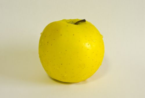 apple fruit green