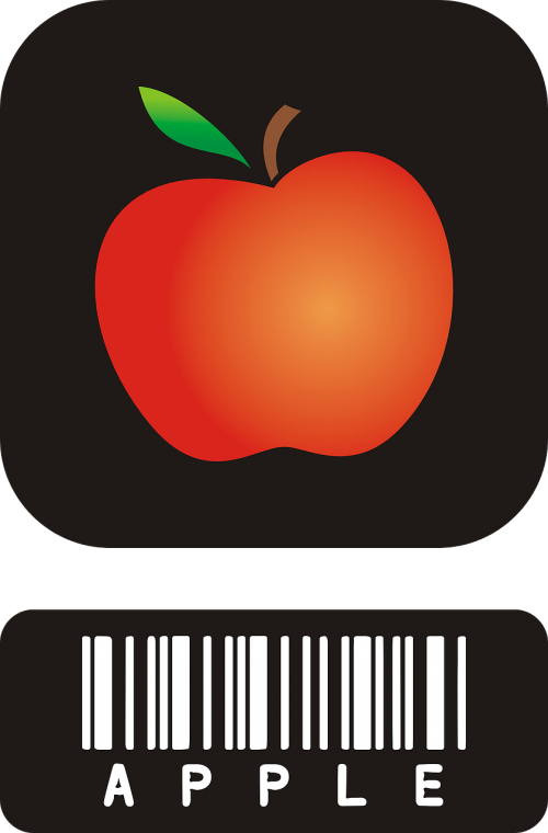 apple fruits red