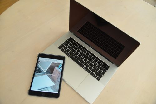 apple office notebook