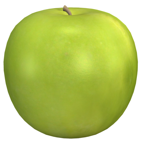 apple fruit graphic