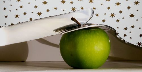 apple cutlery knife
