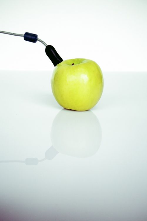 apple metaphor symbol