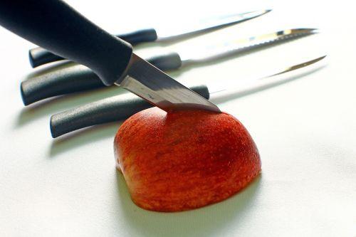 apple knife fruit