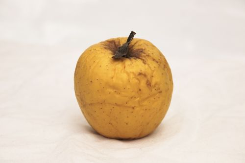 apple yellow skin