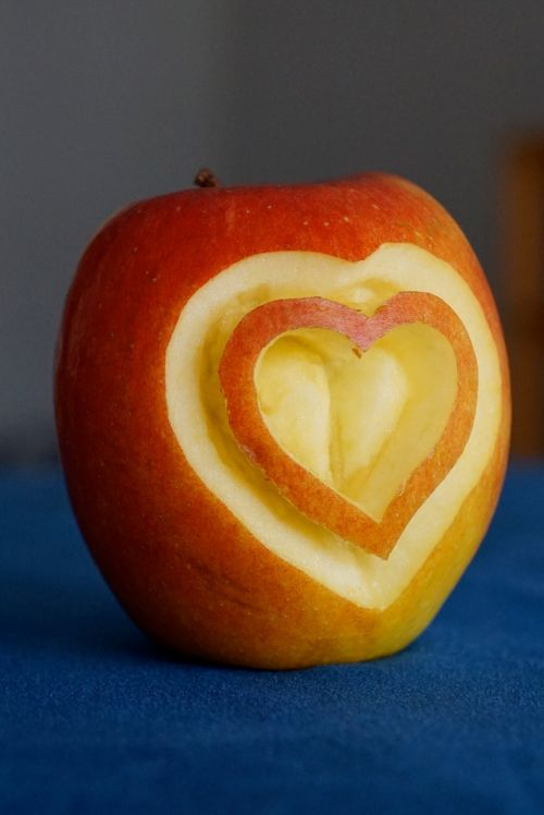apple heart benefit from