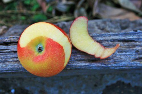 Apple And Peel