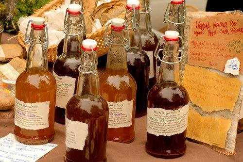 apple cider vinegar  food  harvest
