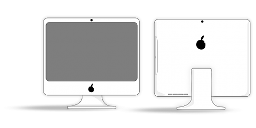 apple computer mac monitor