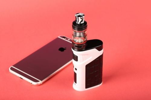 apple mobile phones electronic cigarette pink