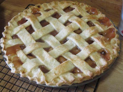 apple pie homemade apple