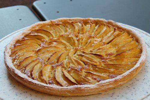 apple pie  dessert  patty