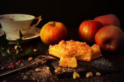 apple pie  bake  autumn