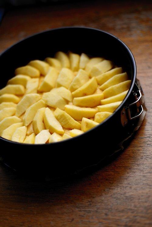 apple pie  bake  cake