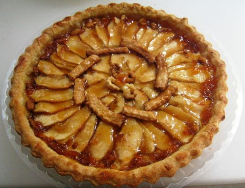 apple pie apple piecrust