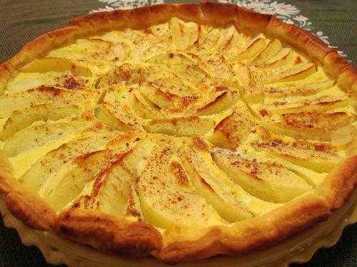 apple pie food dessert