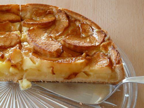 apple pie apple cake
