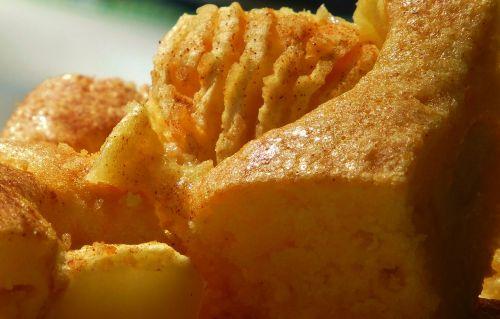 apple pie apple pieces cake