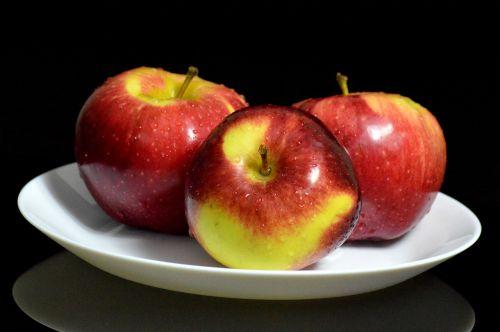 apples fruit dessert