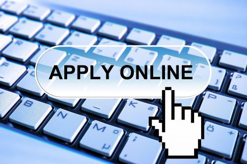 application online job application