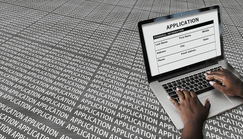 application  request  work
