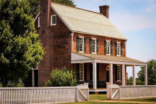 appomattox court house clover hill tavern united states national park