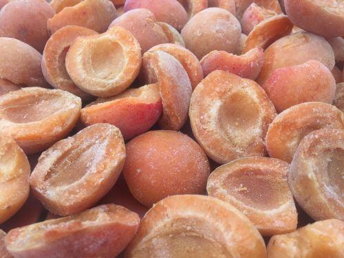 apricots fruit