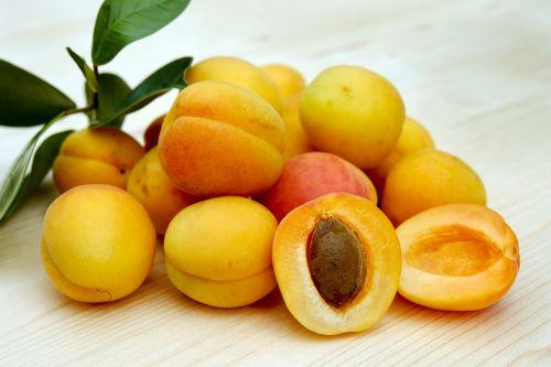 apricots sugar apricots fruit