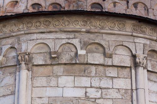 apse church ornament
