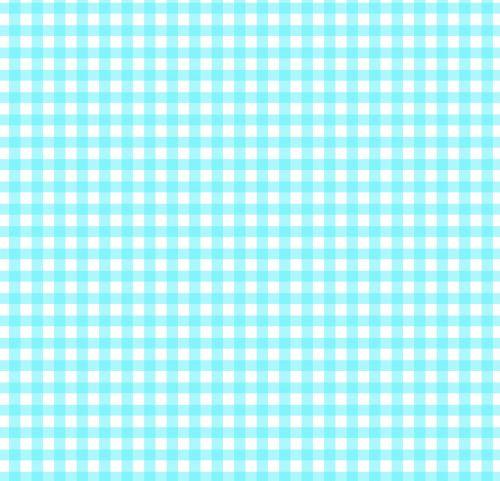 Aqua Check Pattern