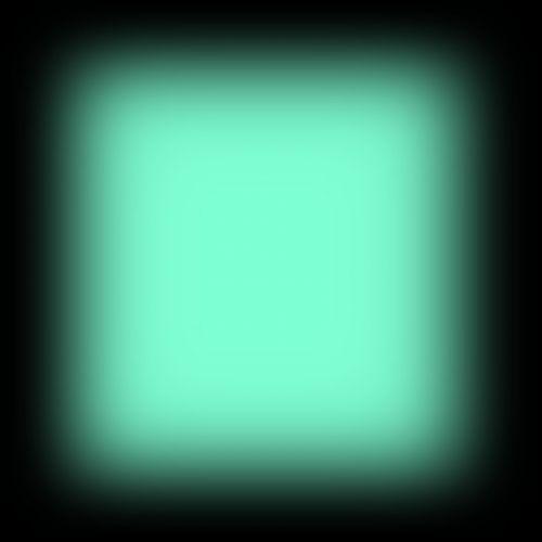 Aqua Gradient Frame