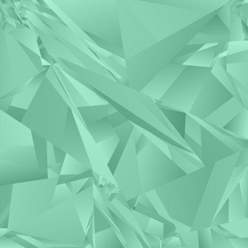 akvamarinas, kristalas, fonas, kietas, stačiakampis, netaisyklingas, chaotiškas, dizainas
