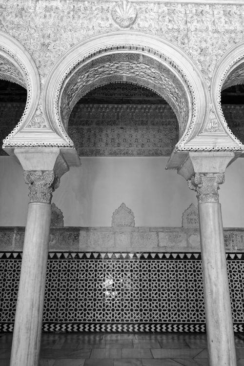 arabic arch architecture