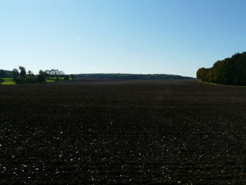 arable field ground