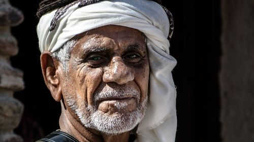 arabs face orient