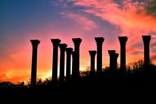arboretum sunset dc