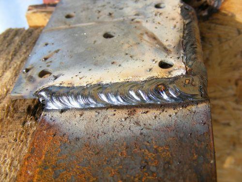 arc metal penetration