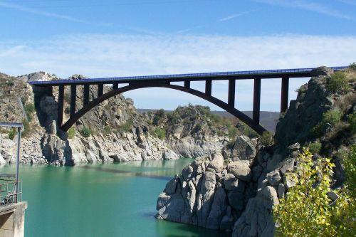 arc ricobayo bridge