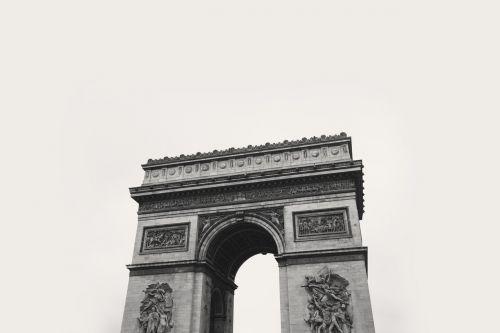 arc de triomphe de l'étoile arc de triumph france