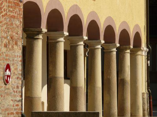arcade archway archways
