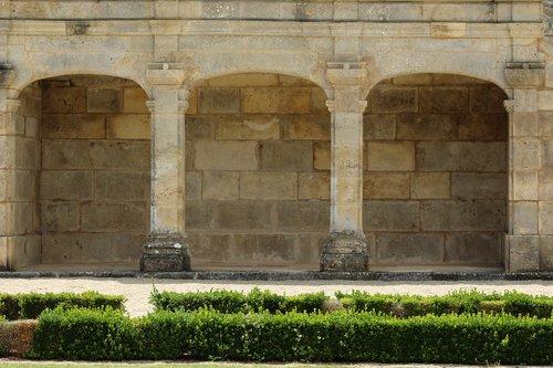 arcades  pierre  architecture