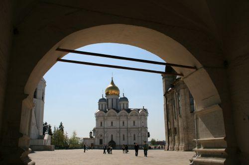 arch entrance kremlin