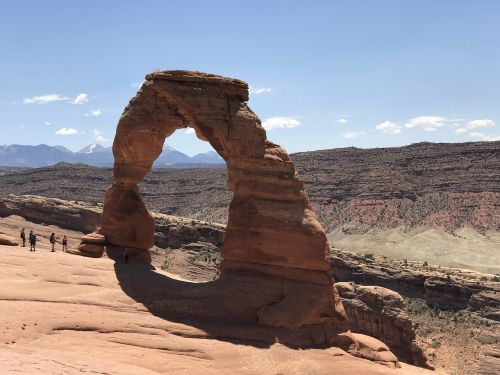 arch moab arches
