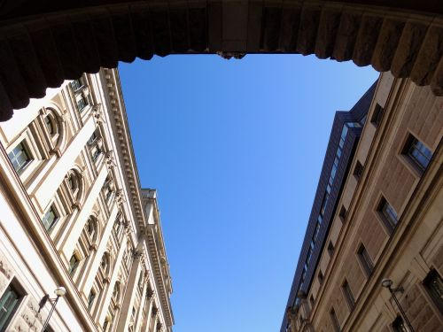 arch wall architecture