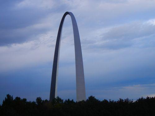arch landmark downtown