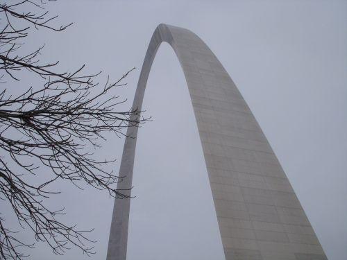arch st louis gateway